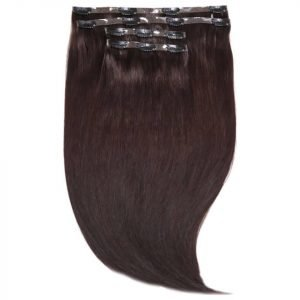 Beauty Works Jen Atkin Invisi-Clip-In Hair Extensions 18 Raven 2