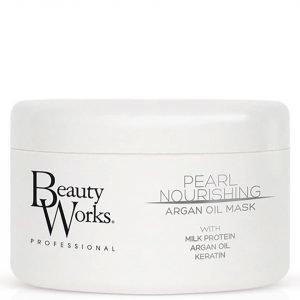 Beauty Works Pearl Nourishing Argan Oil Mask