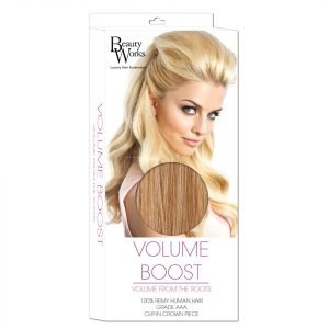 Beauty Works Volume Boost Hair Extensions 613 / 16 California Blonde