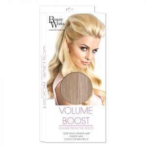 Beauty Works Volume Boost Hair Extensions 613 / 18 Champagne Blonde