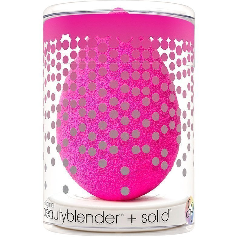 Beautyblender Beautyblender & Mini Solid Cleanser 1 Pink Blender Solid Mini Cleanser