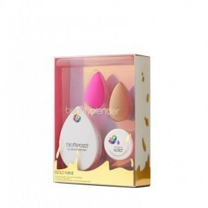 Beautyblender Gold Mine Limited Edition Meikkisetti Pink