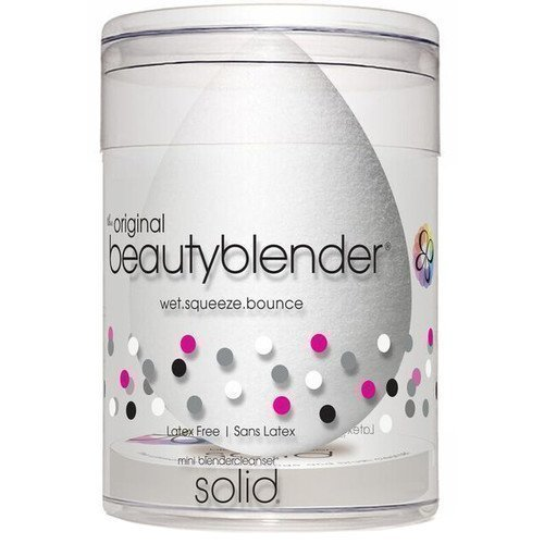 Beautyblender Pure Single + Mini Cleanser Solid Kit