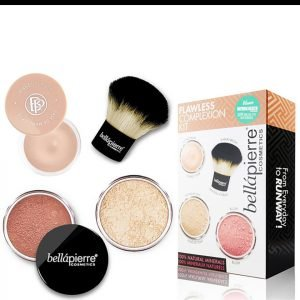 Bellápierre Cosmetics Flawless Complexion Kit Fair