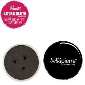 Bellápierre Cosmetics Shimmer Powder Eyeshadow 2.35g Various Shades Noir