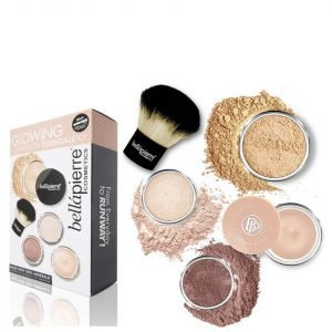 Bellapierre Cosmetics Glowing Complexion Essentials Kit Medium
