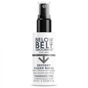 Below The Belt Instant Clean Balls 100 Ml Fragrance Free