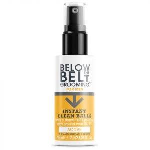 Below The Belt Instant Clean Balls 75 Ml Active