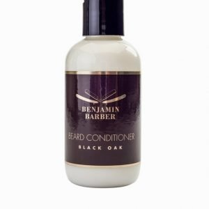 Benjamin Barber Beard Conditioner Black O Musta