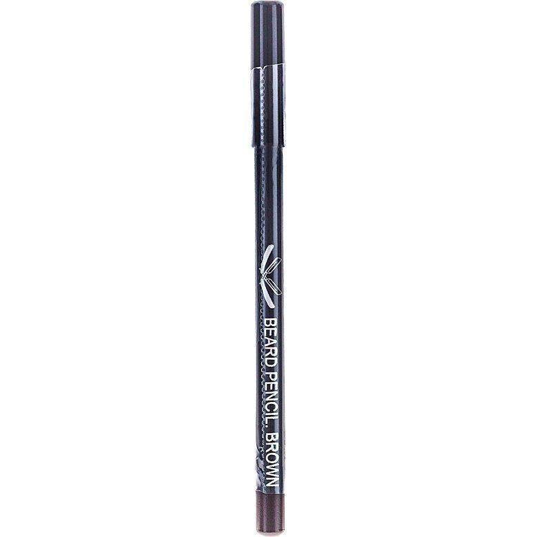 Benjamin Barber Beard Pencil Brown 3