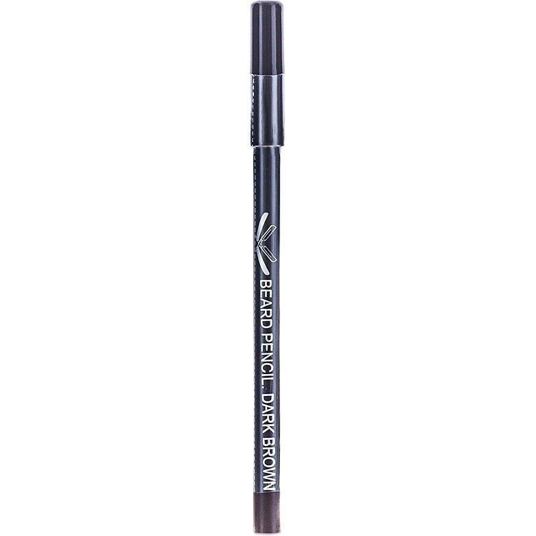 Benjamin Barber Beard Pencil Dark Brown 3