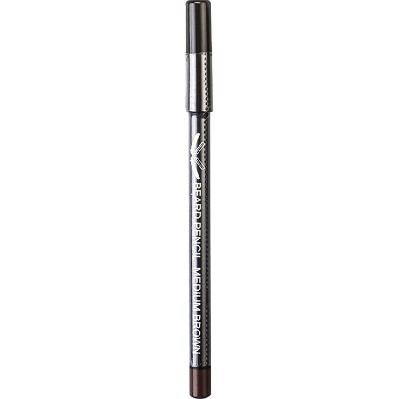 Benjamin Barber Beard Pencil Medium Brown 3