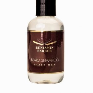 Benjamin Barber Beard Shampoo Black Oak