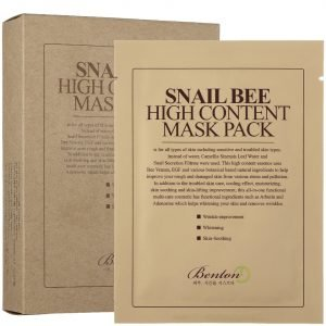Benton Snail Bee High Content Mask Pack 10 Pack