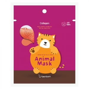 Berrisom Animal Mask Series Cat 25 Ml
