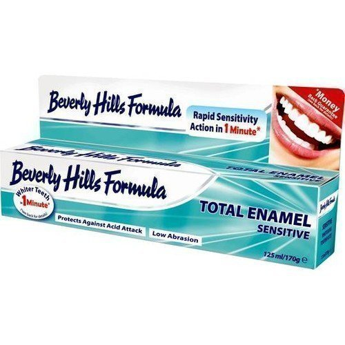Beverly Hills Formula Total Enamel Sensitive Toothpaste