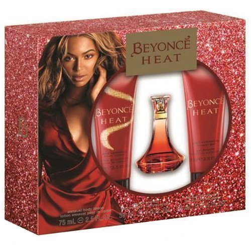 Beyoncé Heat EdP Gift Box