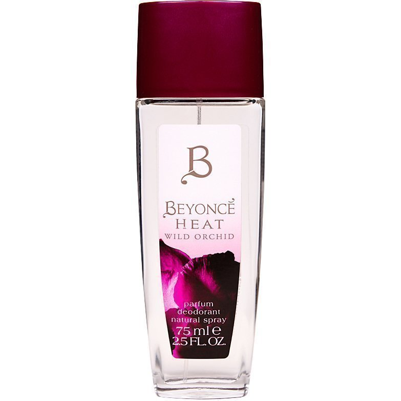 Beyoncé Heat Wild Orchid Deospray 75ml