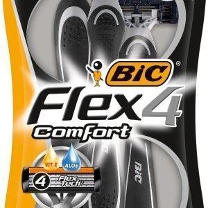 Bic Comfort 4 Varsiterä 3 Kpl