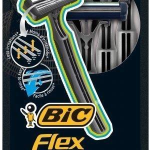 Bic O3 Flex Control Varsiterä 3 Kpl