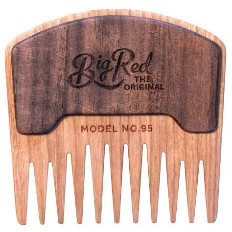 Big Red Beard Comb No. 95