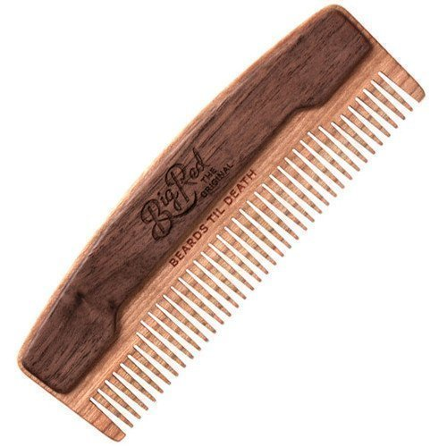 Big Red Beard Comb No. 99F