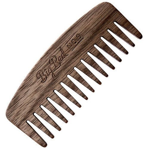 Big Red Beard Comb No.9 Walnut
