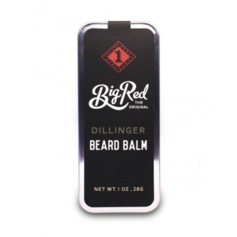 Big Red Beard Combs Dillinger Balm 30 ml