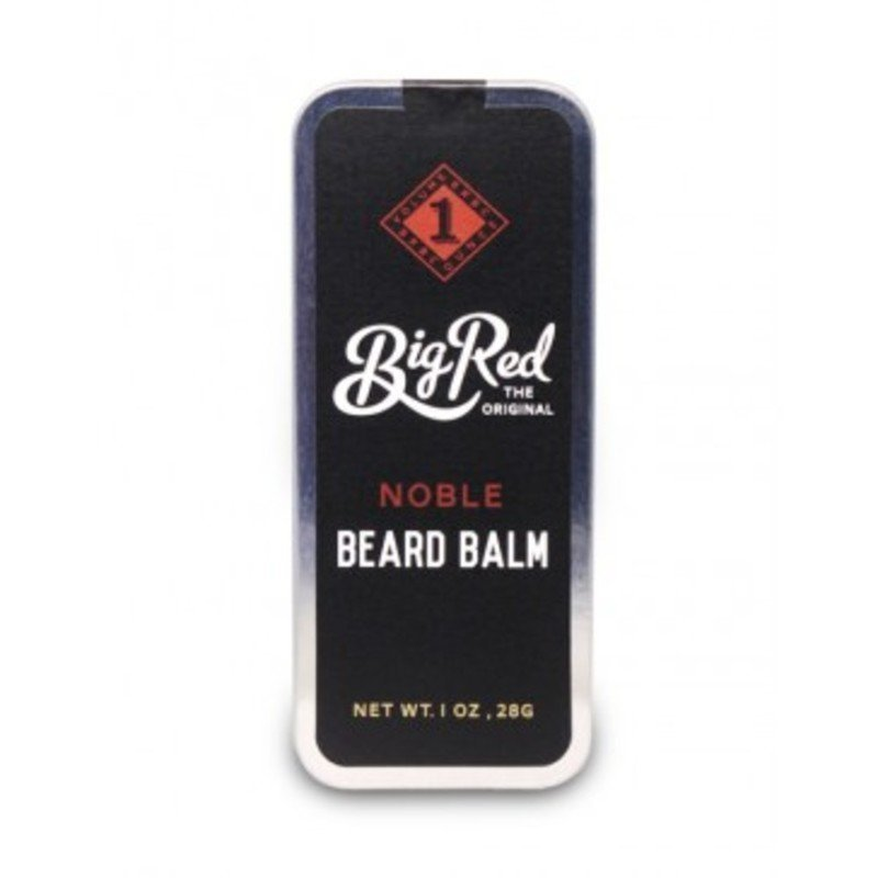 Big Red Beard Combs Noble Balm 30 ml