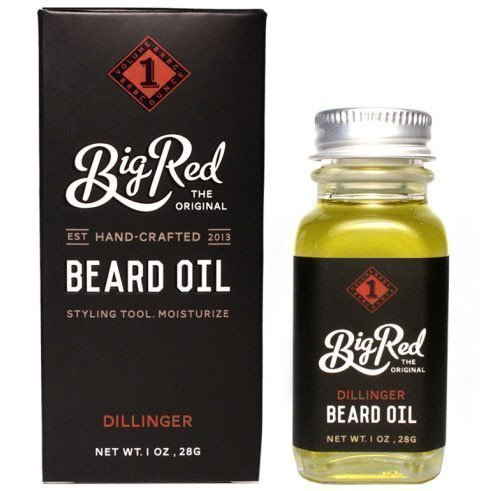 Big Red Beard Oil Dillinger 30 ml