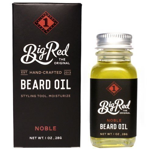 Big Red Beard Oil Noble 15 ml