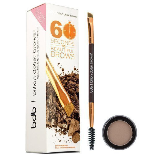 Billion Dollar Brows 60 Seconds Kit