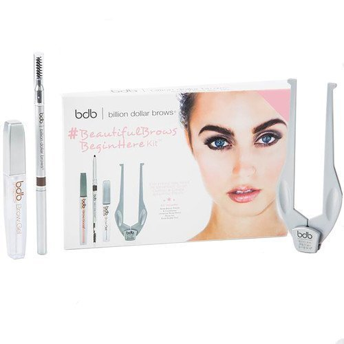Billion Dollar Brows Beautiful Begins Here Kit