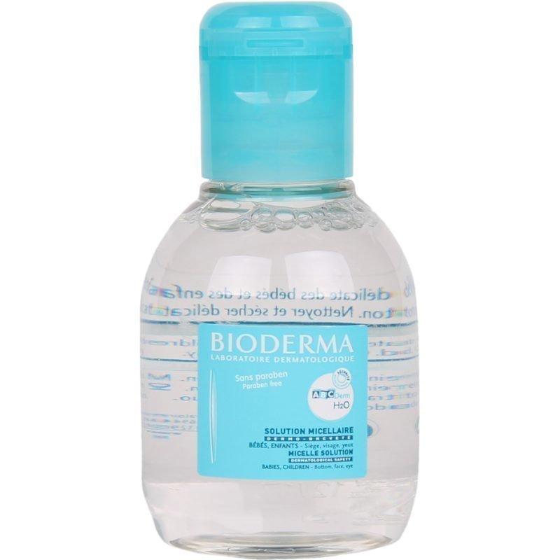 Bioderma ABCDerm H2ORinse Cleanser 100ml