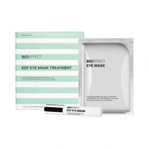 Bioeffect Egf Eye Mask Treatment Hoitonaamio 3 ml + 6 Paria
