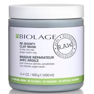 Biolage R.A.W. Re-Bodify Mask 400 Ml