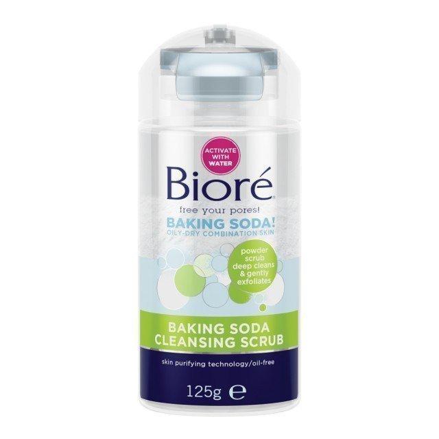 Bioré Baking Soda Cleansing Scrub 125 g