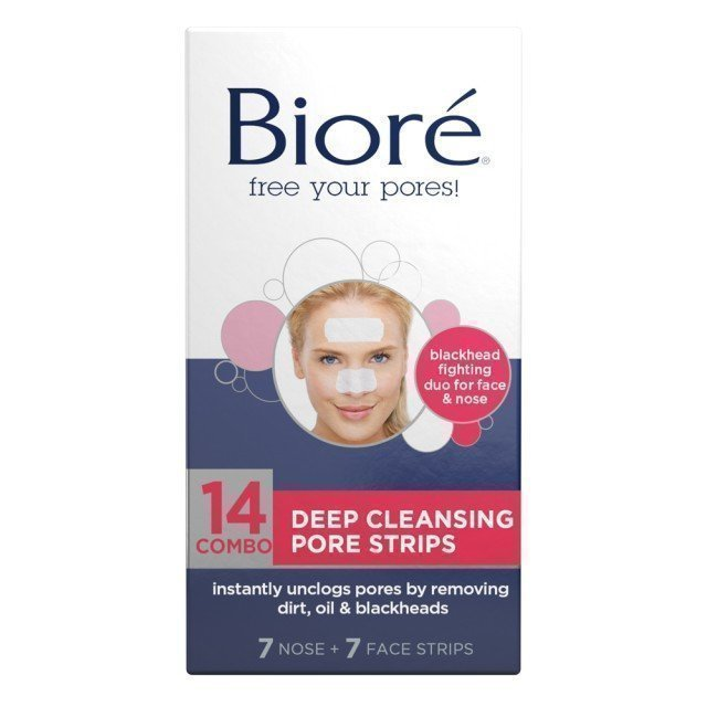 Bioré Deep Cleansing Pore Strips - Combo