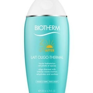 Biotherm After Sun Body Milk Voide 200 ml