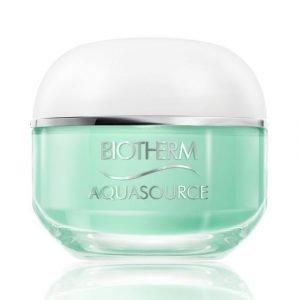 Biotherm Aquasource Cream Kosteusvoide Normaali Ja Sekaiholle 50 ml