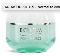 Biotherm Aquasource Gel 50 ml Normaalille iholle