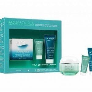 Biotherm Aquasource Gel Normal Skin Set