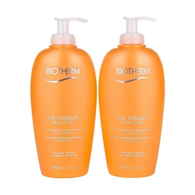 Biotherm Baume Corps Duo 2 x 400ml