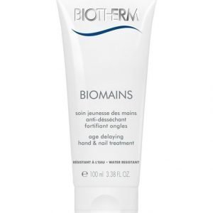 Biotherm Biomains Hand Cream Käsivoide 100 ml