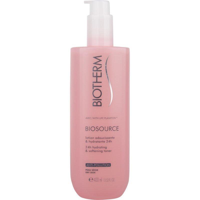 Biotherm Biosource 24h Hydrating & Softening Toner Dry Skin 400ml