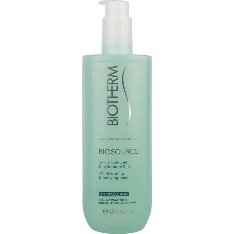Biotherm Biosource 24h Hydrating & Tonifying Toner Normal/Combination Skin 400ml