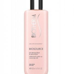Biotherm Biosource Cleansing Milk Dry Skin 200 ml