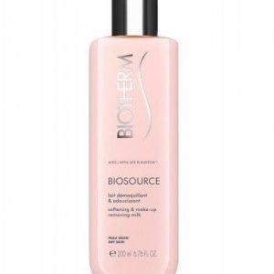 Biotherm Biosource Cleansing Milk Dry Skin 200 ml