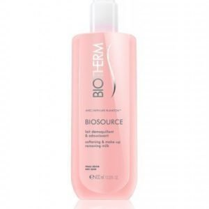 Biotherm Biosource Cleansing Milk Dry Skin 400 ml BIG SIZE
