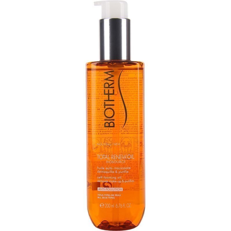 Biotherm Biosource Total Renew Oil Cleansing Oil 200ml